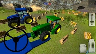 Tractor Transporter 3D - Best Android Gameplay HD