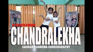 Chandralekha Dance Choreography I A Gentleman I The Right Moves I Saurabh Sharma Choreography