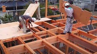 Quy Trình Xây Dựng Nhà Gỗ Nhật Bản Bắt Đầu Kết Thúc!