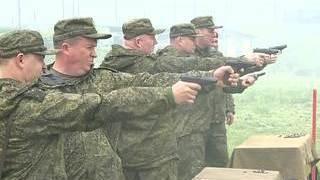 Практические занятия для военной полиции