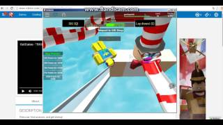 Roblox get eaten #2 first bandicam try and video.