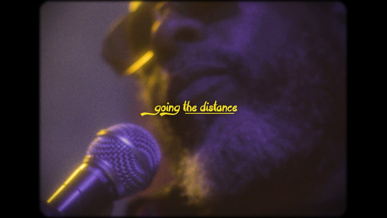 Going the Distance feat. Pat Powell - Funk Engine
