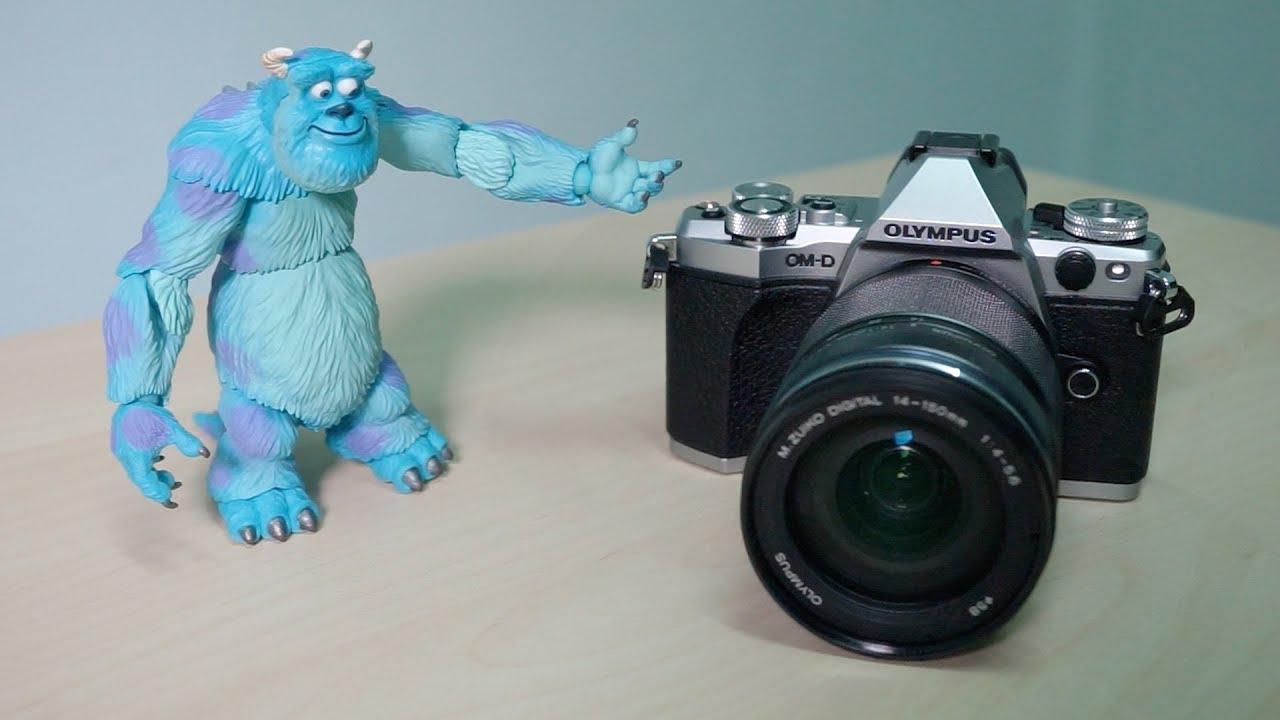 Olympus Omd Em10 Mark Ii 14150mm T Mzuiko Digital Ed 14 150mm F40 56 Announces Development Of E M1 Flagship Camera Photography Review