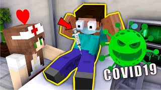 MONSTER SCHOOL : HEROBRINE GOT COVID-19!!!!! (CORONA VIRUS)