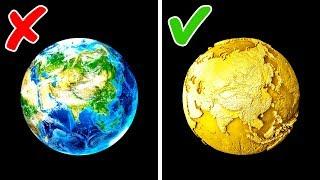 10 kuriose Fakten über die Erde, die man in der Schule nicht lernt
