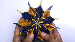 New Origami Hand Works | Fireworks | HandiWorks  #02