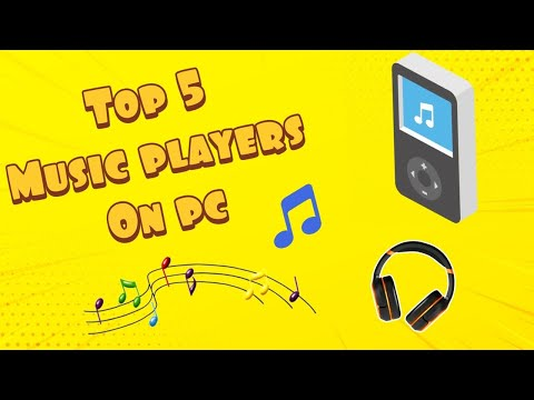 Top 5 Music Player Software's For PC 2020