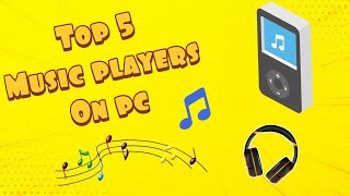 Top 5 Music Player Software's For PC 2020 screenshot 5