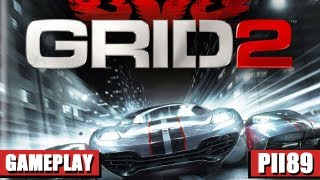 GRID 2 - Indianapolis, Infield Circuit - Nissan Silvia S15 - PC Gameplay (HD)