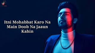 Bol Do Na Zara Lyrics | Armaan Malik |