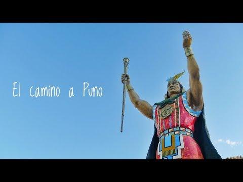 El Camino De Bolivia A Puno