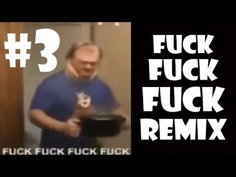 Tourettes Guy - Remix Compilation #3 - FUCK FUCK FUCK