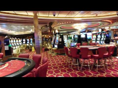 Voyager of the Seas - From Schooner Bar to Casino Royale