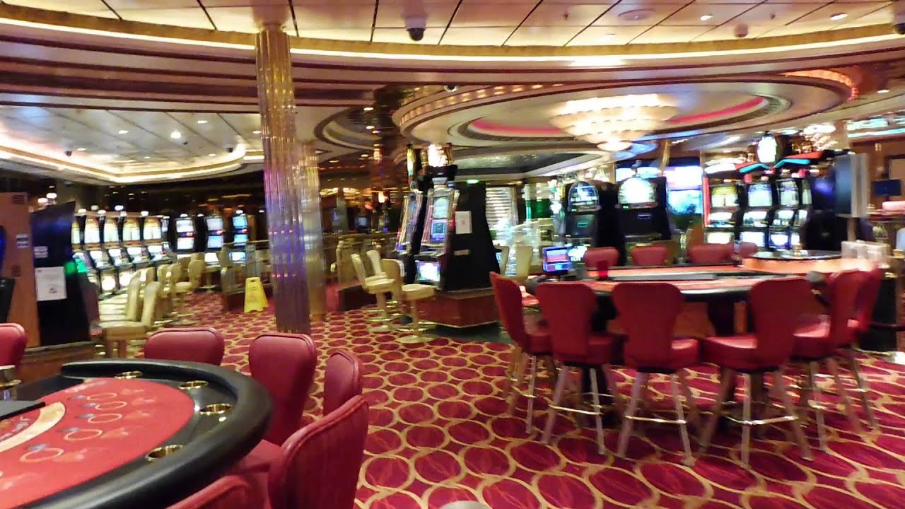 Voyager Of The Seas Casino