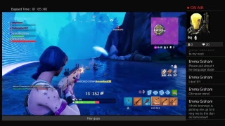 Fortnite Battle Royale with GetBonked472 and TheDerpyDuck347