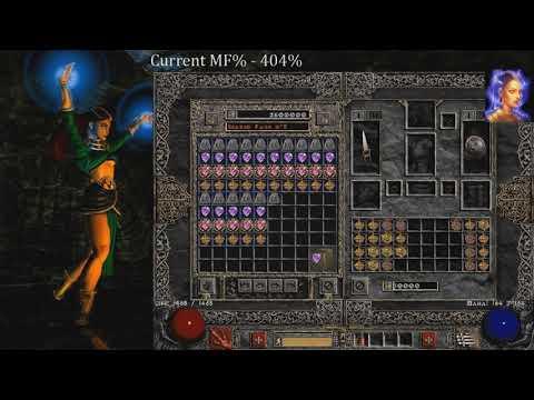 Diablo 2: Crafting 40 Caster Amulets |