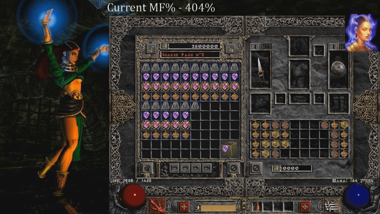 Diablo  Crafting Caster Amulets