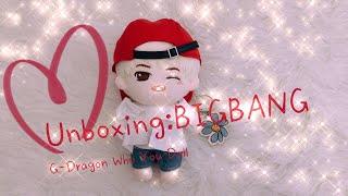 Unboxing: BIGBANG (빅뱅) G-Dragon (지드래곤) Who You Doll