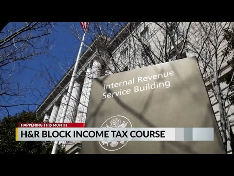 H&R Block Income Tax Course