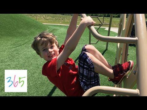 DELAWARE VETERANS PARK & SPLASH PAD | KIDS LIFE 365 | 6.1.17