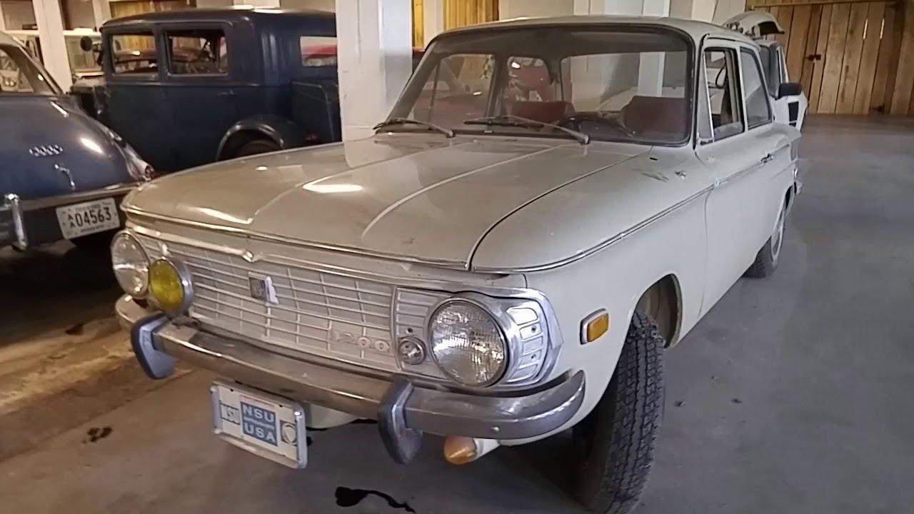 1967 NSU Prinz 1200