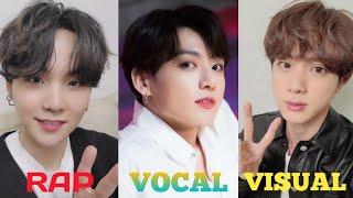 TOP 5 Best BTS Members in Different Categories