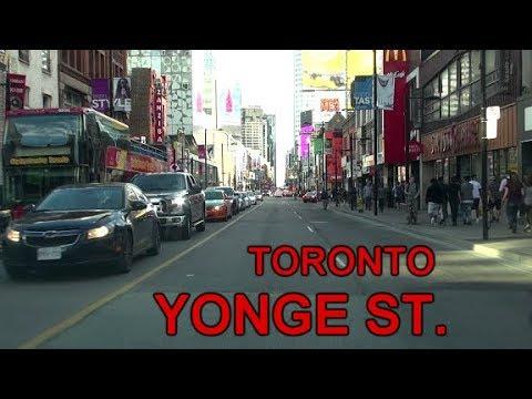 Yonge Street, Downtown Toronto, Ontario