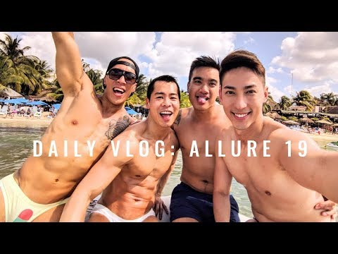 Daily Vlog: Atlantis Allure 2019 Caribbean #Gay #Cruise | JustJoeyT #Travel