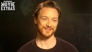 Atomic Blonde (2017) James McAvoy talks about his experience making the movie