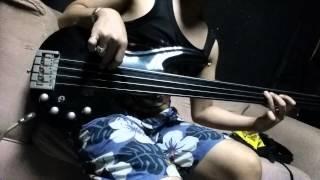 Febians kehancuran sebuah cinta bass cover