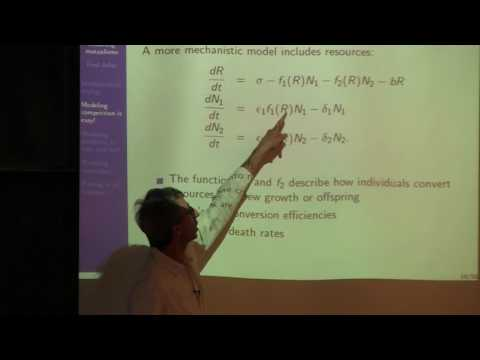 Fred Adler - Why modeling mutualism is hard (2016-17 Britton Lecture)