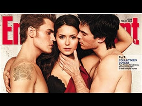 Michael trevino and nina dobrev dating one of the cast 6