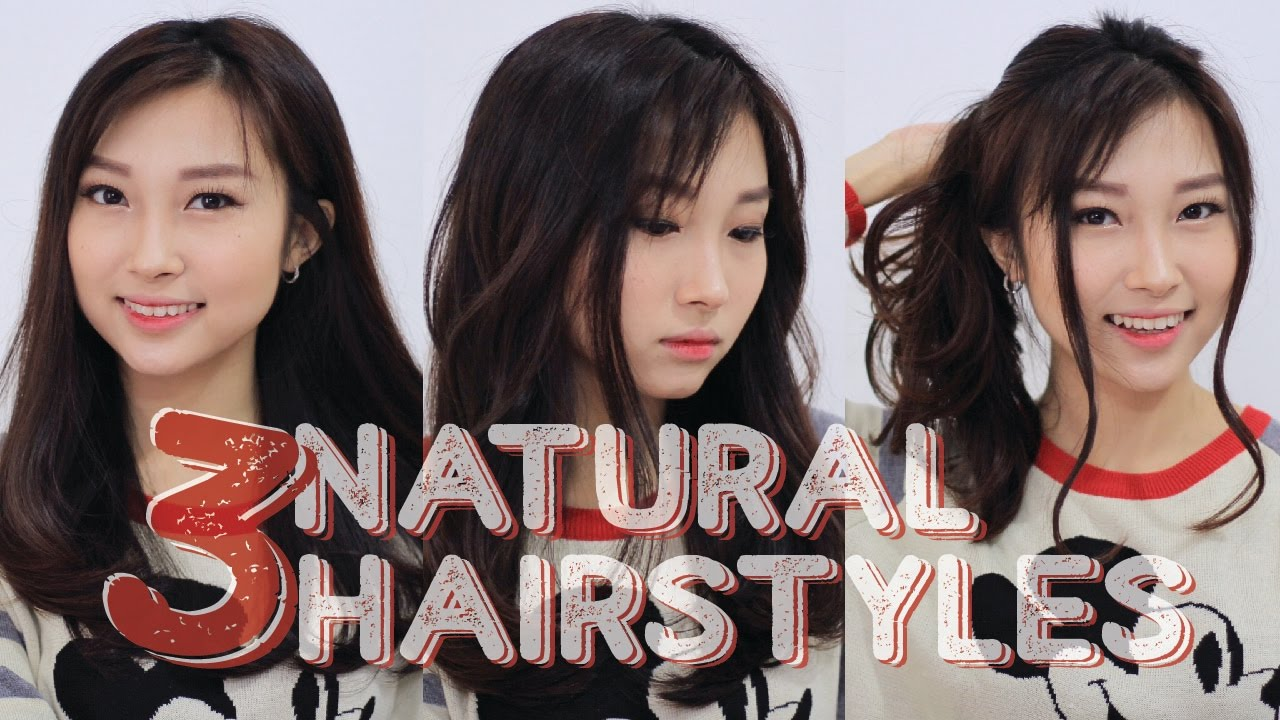Eng Sub 3 Natural Hairstyles Vodana Glamwave Curling Iron Repit