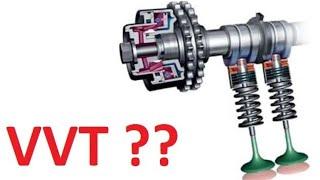 كيف يعمل نظام الفتك VVT ؟