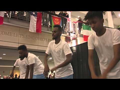 Somali Student Association - Taste of OSU 2016