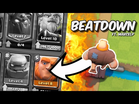 BEATDOWN ARCHETYPE MASTERY :: Pro Tips w/ Marcelp :: Clash Royale
