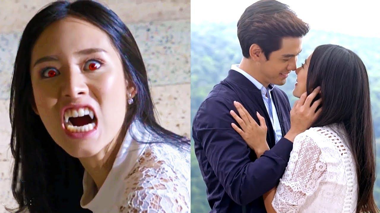 Vampire Love Story - Thai [PART 2] 💗 Ishqe Di Lat | Thai - Korean Mix Hindi Songs 💗 Simmering Senses