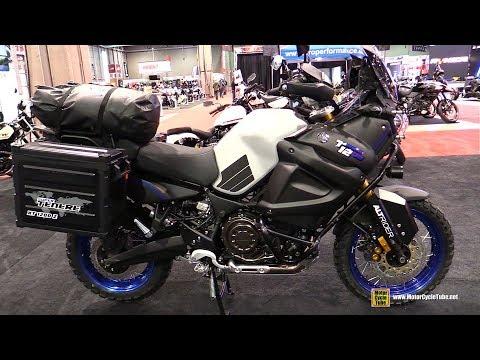 2019 Yamaha Super Tenere ES 1200 - Walkaround - 2019 Quebec Motorcycle Show