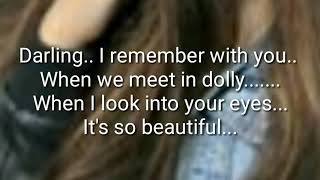 Download lagu Lirik Darling Dodit mulyanto MP3