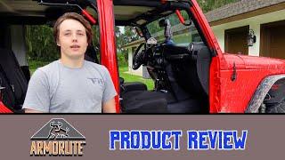 ArmorLite Jeep Flooring Product Review 2021