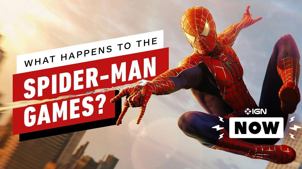 Was der Sony / Disney-Split für Spider-Man-Spiele bedeutet - IGN Now + video