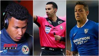 AMÉRICA tenía razón, el árbitro Ramos se equivocó. Roger va a la MLS ¿y Chicharito? | Radio Fórmula