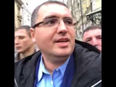 Am votat. Проголосовал в Москве. (30.10.2016)