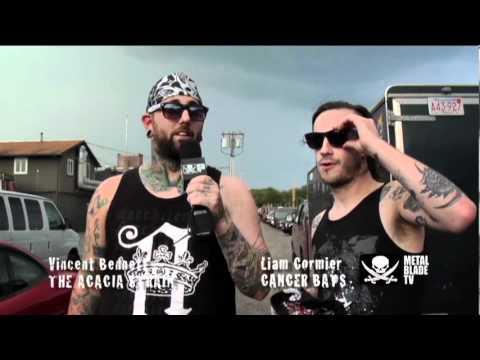 """Metal Blade TV """"Jokes"""" Part 1"""