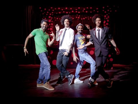 Les Twins In Bollywood Movie 2015 (ABCD 2) Full HD