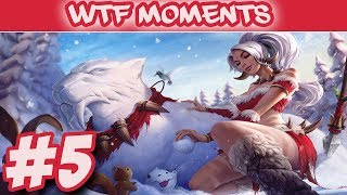 5# WTF? LITTLE NIDALEE WITH HER FAMILY! SUMMONERS RIFT PARTY! League of Legends