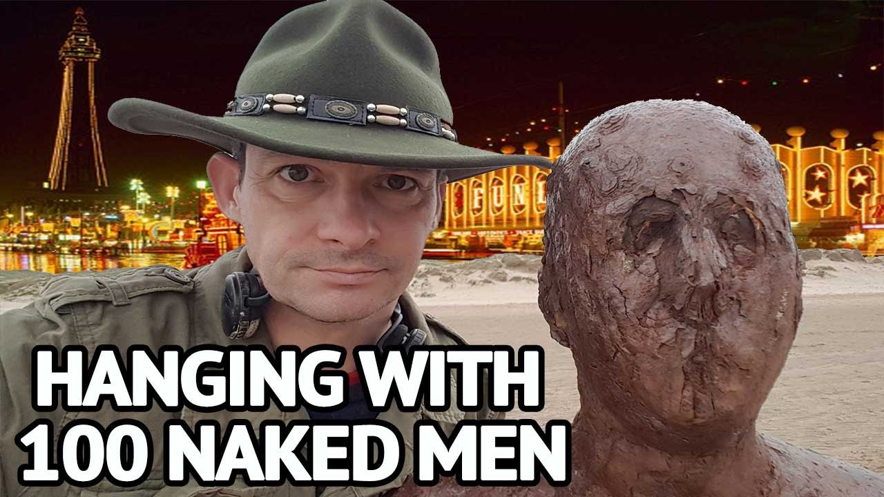 On The Beach With 100 Naked Men 184 - Youtube-1756