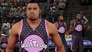 NBA 2K16 Goof Troop #2 - Season Debut