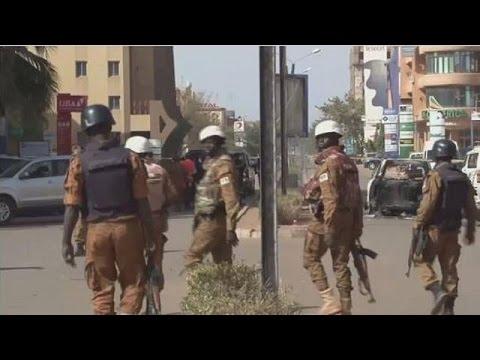 Burkina Faso to withdraw peacekeepers from Darfur