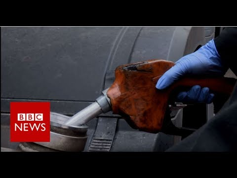 Converting Sewer Fat into Green Fuel- BBC News